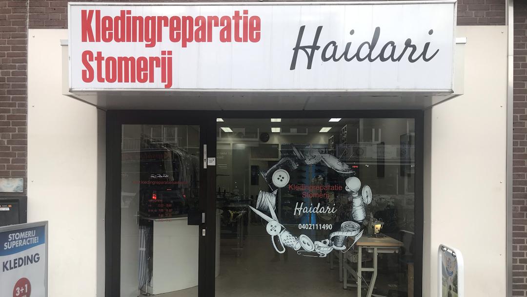 1 Kleermaker, Stomerij & Kledingreparatie Haidari | Eindhoven